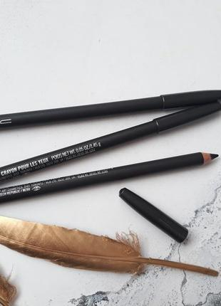 Карандаш для глаз mac crayon pour les yeux оригинал!