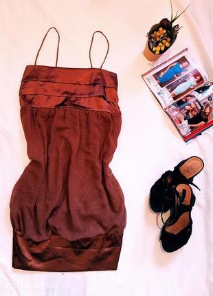 Шикарное платье фирмы zara