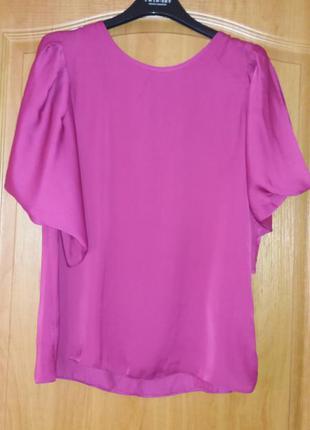 Блуза шикарного цвета фуксии!!!