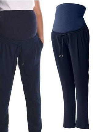 Летние штаны гаремки для беременной, брюки гаремы esmara германия