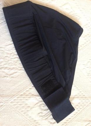 Дородовый бандаж anita для беременной. размер s