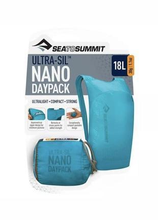 Рюкзак ultra-sil, прочный складной, нанотехнологии