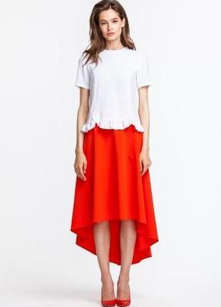 Юбка асиметрична,юбка макси лето