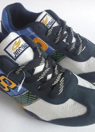 Женские-подростковые кроссовки замшевые(blue). размеры: 37,39!