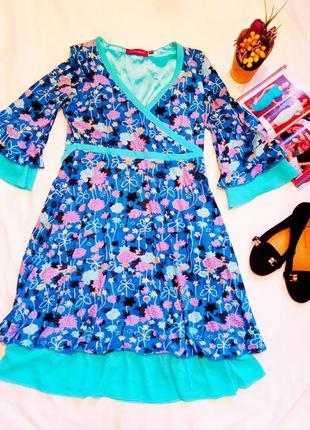 Шикарное платье  фирмы uttam london