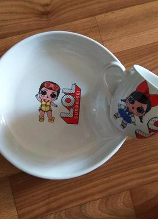 Посуда лол