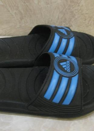 Тапочки adidas  оригинал