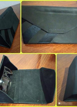 Чехол футляр для очков пирамидка erroca eyewear израиль
