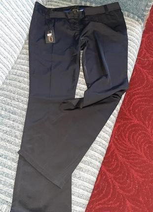 Атласные брюки