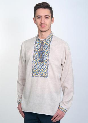 Чолоаіча вишита сорочка