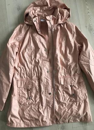 Куртка ветровка плащ женский демисезонный