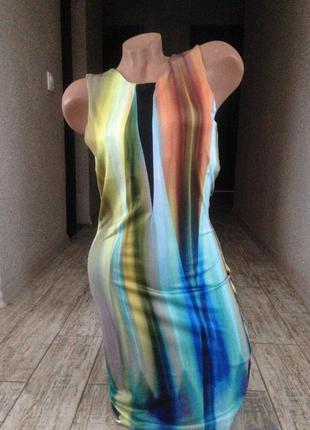Ликвидация товара#стильное цветное платье#коктейльное платье#вечернее платье#