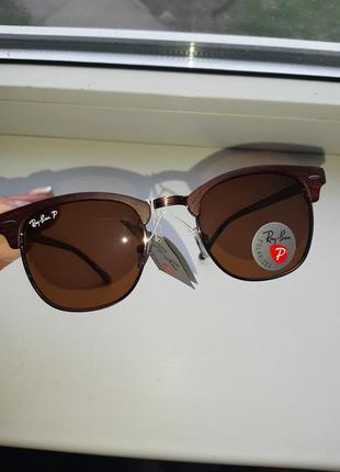 Шикарные стильные очки rayban😎italy