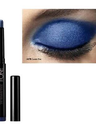 Стойкие тени-карандаш для век the one colour unlimited орифлейм код 34796 индиго