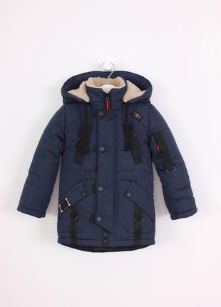 Зимняя куртка для мальчика м15