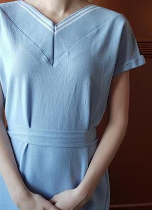 Повседневное платье от украинского производителя