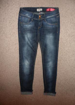 S-ка италянские джинсы на низкой посадке.заходите в магазин много хороших вещей!