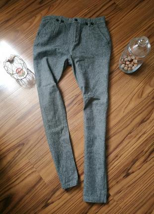 Стильный брюки zara