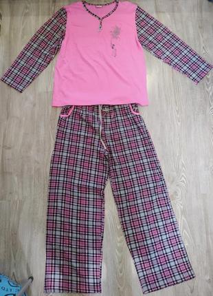 Жіноча піжама /домашній костюм