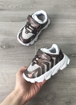 😍🔥 новинка стильные кроссовки  23 24 р