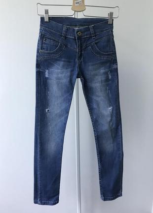 #розвантажуюсь джинсы 146 см alton jeans стрейч