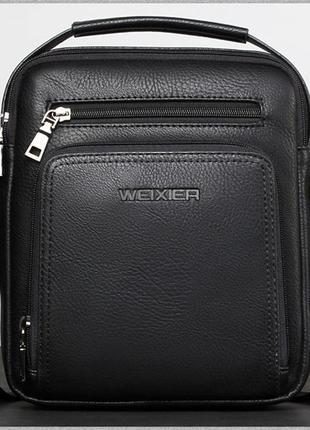 Мужская сумка с ручкой. барсетка мужская через плечо размер в см 26 на 20 кс39