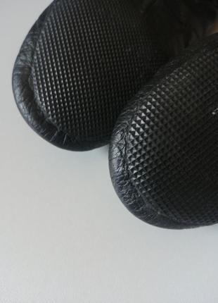 Bloch джазовки 21см  туфли танцевальные кожаные чешки4 фото