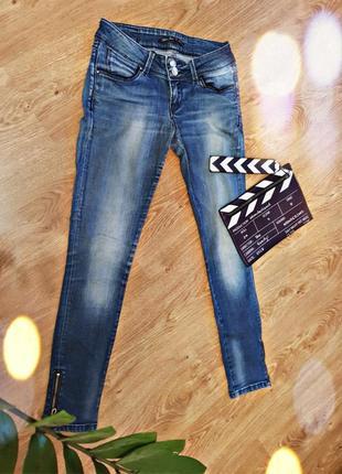 Стильные джинсы скини madoc