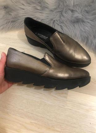 Мокасины/ туфли