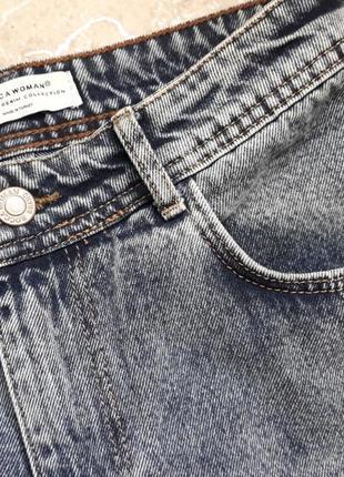 Mom джинсы3 фото