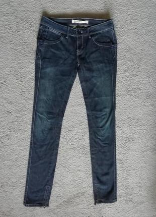 Новые джинсы скинни  blue rags w30l34, на высокой рост