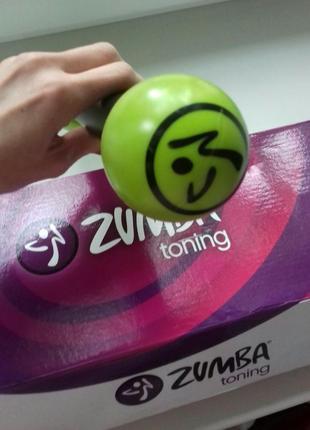 Гантели тарахтелки для занятий zumba
