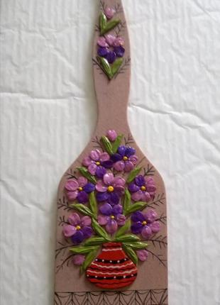 Лопатка декоративна