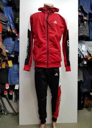 Спортивный мужской костюм адидас