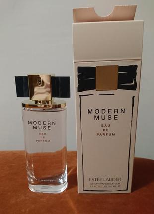 Estee lauder modern muse, парфюмированная вода 50 мл. оригинал