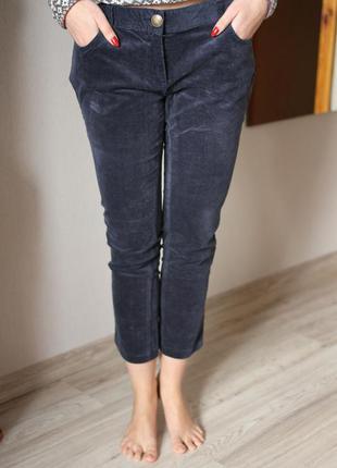 Вельветові штанішки розмір 42