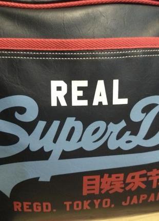 Мужская сумка superdry
