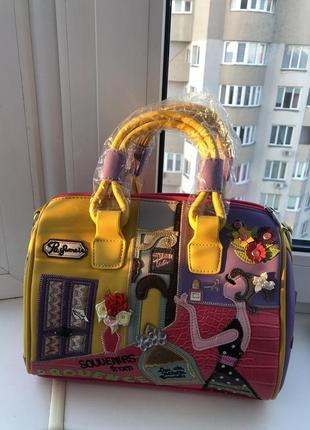 Абсолютно новая сумка braoaiolini blm italy