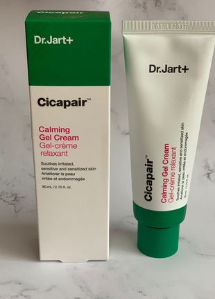 Dr jart cicapair calming gel cream rekaxant  крем - гель успокаивающий заживляющий