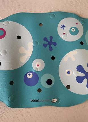 Нескользящий коврик в ванную bebe confort с индикатором температуры