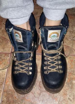 Ботинки демисезон rockstone