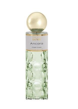Saphir parfums ancora парфюмированная вода