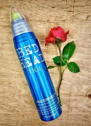 Лак для волосtigi bed head masterpiece massive shine hairspray 340 мл