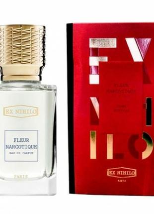Парфюм ex nihilo fleur narcotique love edition(100мл)