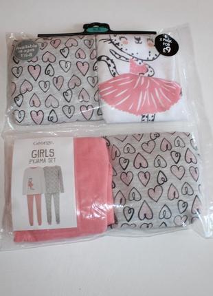 Sale пижама george 5-6 лет в наличии еще 4 комплекта