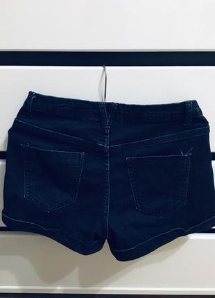Шорты джинсы классика