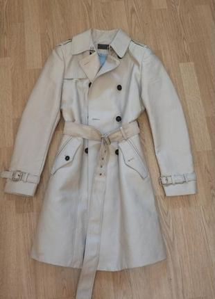 Супер цена!!! пальто-тренч zara women