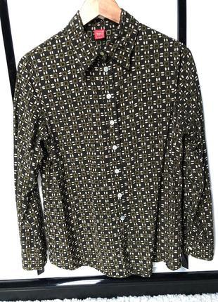 Рубашка из шелковистой вискозы s/44