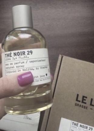 Le labo the noir 29 оригинал