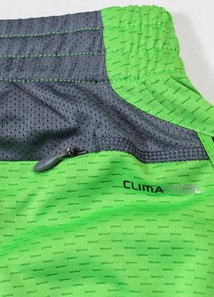 Топовые шорты с вшитыми лосинами от adidas marathon 107 фото